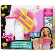 Детски игрален комплект Барби за дизайн на дрехи, 2 налични модела, Barbie, 1710035