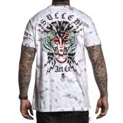 t-shirt hardcore uomo - ARTICO - SULLEN - SCM2718_WGCS