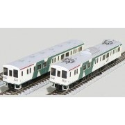 Jr Series 107-0 Nikko Line (Add-On 2-Car Set) (Model Train)
