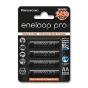 Baterije Eneloop PRO black AA 2500mAh BL4