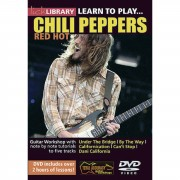 Roadrock International Lick Library: Learn To Play Red Hot Chili Peppers DVD
