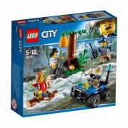 Lego 60171 Lego City Bergachtervolging