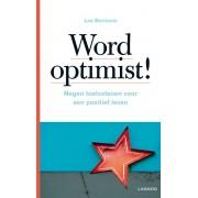 Lannoo Word optimist - Leo Bormans - ebook