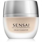 Sensai Cellular Performance Foundations maquillaje en crema SPF 15 tono CF 22 Natural Beige 30 ml