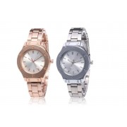 Solo Act Ltd £9.99 for a rivet watch from Styled By - choose from rose gold-toned or silver-toned!
