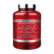 Scitec Nutrition Scitec 100% Whey Protein Professional Vanilla very berry 2,35 kg