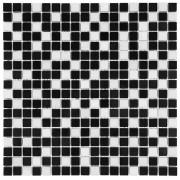 Dunin Black & White mozaika kamienna 30x30 Pure Black mix 15 __DARMOWA DOSTAWA OD 1600zł__