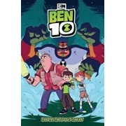 Ben 10 Original Graphic Novel: The Truth Is Out There, Paperback/C. B. Lee