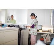HP LaserJet Stampante multifunzione Enterprise Flow M630z