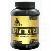 Peak Fat Attack 2.0 zsírégető