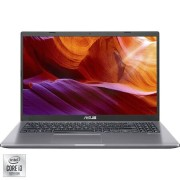 Laptop ASUS X509JA cu procesor Intel Core i5-1035G1 pana la 3.60 GHz, 15.6 , Full HD, 8GB, 512GB SSD, Intel UHD Graphics, Free DOS, Slate grey, X509JA-EJ030
