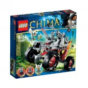 Lego Legends of Chima Wakz's Pack Tracker
