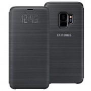 Capa LED View EF-NG960PBEGWW para Samsung Galaxy S9 - Preta