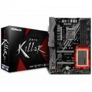 Дънна платка ASROCK Z370 Killer SLI, Socket 1151(300 series) , ATX, 4xDDR4, RGB LED, ASR-MB-Z370-KILLER SLI