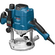 Оберфреза BOSCH GOF 1250 LCE Professional, 1250W, 60мм ход на фрезата