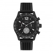 Часовник GUESS - Fleet W0971G1 BLACK/BLACK