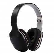 Foldable Over-ear Wireless Bluetooth Stereo Headset Headphone - Black