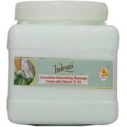 Indrani Cucumber Nourishing Massage Cream With Vitamin E Oil 1 kg