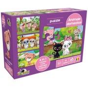 Puzzle Noriel -Animale Domestice