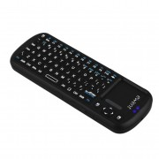 Mini teclado inalambrico multimedia ewent ew3140
