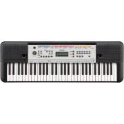 Yamaha YPT-260 61chiavi Nero, Bianco tastiera digitale