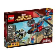 LEGO Super Heroes 76016 Spider-Helicopter Rescue Set New In Box Sealed #76016 /item# G4W8B-48Q47348