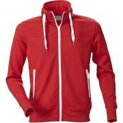 Printer Jog Lady Sweatshirt 2262037 Rood - Maat XL