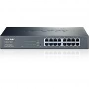 Switch Gigabit Easy Smart 16 porturi 10/100/1000Mbps TP-LINK TL-SG1016DE
