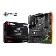 MB MSI B360 GAMING PRO CARBON, LGA 1151v2, ATX, 4x DDR4, Intel B360, S3 6x, DP, HDMI, 36mj