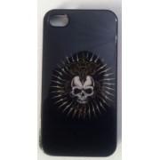 iPhone 4 / 4S tok - Halálfejes
