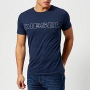 Diesel Men's Jake Logo T-Shirt - Navy - XL - Navy