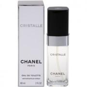 Chanel Cristalle Eau de Toilette para mulheres 60 ml
