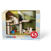 Schleich Cat Scenery Pack, Multi Color