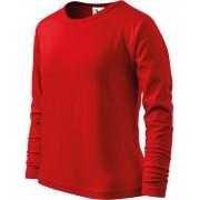 ADLER Long Sleeve 160 Dětské triko 12107 červená 146