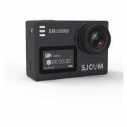 100% Sjcam Sj6 Legend Cámara deportiva, Cámara de Acción Ultra HD 4K Wifi 30m impermeable videocámara subacuática(#Negro)