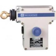 Comutator cu fir declansare oprire urgenta - cu lampa pilot - Comutatori declansare urgenta, semnalizare avarie - Preventa xy2 - XY2CE2A296 - Schneider Electric