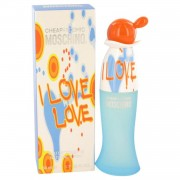 I Love Love by Moschino Eau De Toilette Spray 1.7 oz