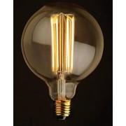 LED žarulja G125 E27 6W 2000 2200K 220 240V FILAMENT