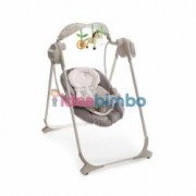 Chicco Altalena Polly Swing Up Colore Silver