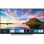 "Toshiba 65U5863DA LED televizor 165 cm 65 "" ATT.CALC.EEK A+ (A++ - E) DVB-T2, DVB-C, DVB-S, UHD, Smart TV, WLAN, CI+ Crna"