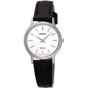Reloj Mujer SEIKO SOLAR SUP299P1 Negro