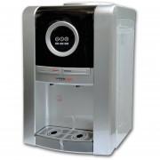 Dispensador de Agua Hypermark Richwater Ligth. Mesa 20L. Gris/Negro