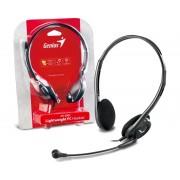 GENIUS HS-200C Single Jack slušalice sa mikrofonom