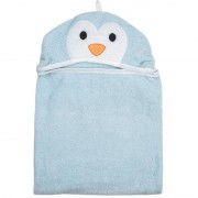 Bubaba ručnik s kapuljačom pingvin 110x75 cm