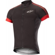 Alpinestars Full Zip Trail XC Jersey Negro 2XL