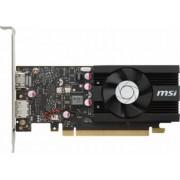 Placa video MSI GeForce GT 1030 LP OC 2GB GDDR5 64bit