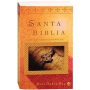Santa Biblia Con Deuterocanonicos-VB (Spanish), Paperback/American Bible Society