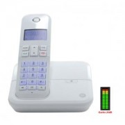 Telefone sem Fio com Amplificador Motorola M4000 (Branco)