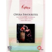 Video Delta Opera favourites - DVD