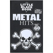 MusicSales The Little Black Book of Metal Hits